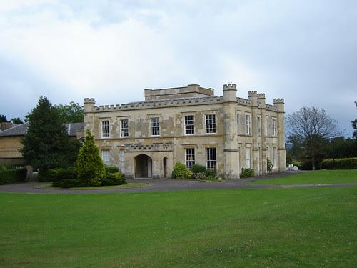 Holton Park House