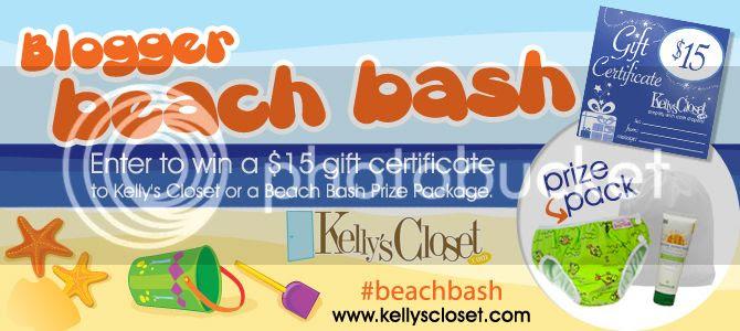 Kelly's Closet Blogger Beach Bash