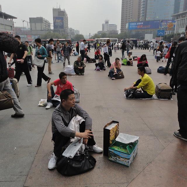 North Train Station, Chengdu
