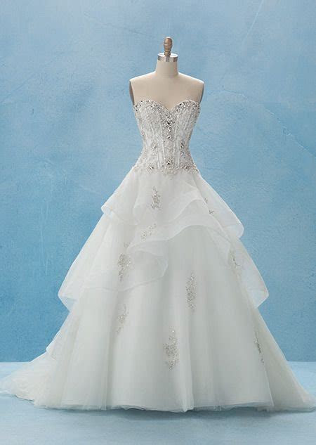 Alfred Angelo Disney princess collection, Belle style 217