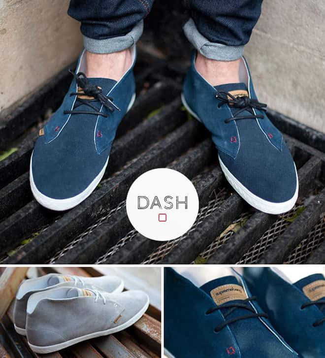 Supremebeing Footwear SS12 Collection dash
