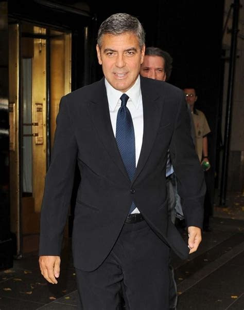 george clooney united nations suit   man