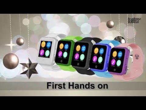[Cadeau Noël ] Jeu concours : Un NO.1 D3 Smartwatch à Gagner!