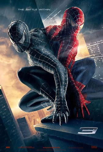 New SPIDER-MAN 3 poster...