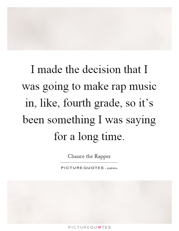 Chance The Rapper Quotes Sayings 29 Quotations