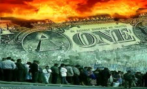 What Does a Currency Collapse Look Like