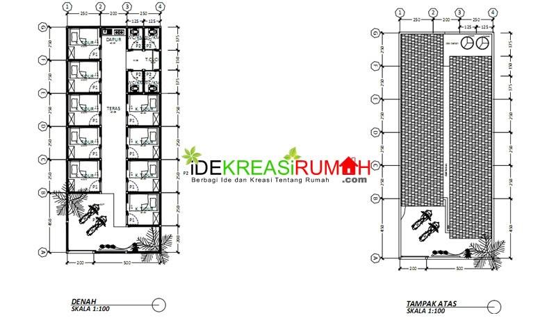 Image Result For Gambar Ruko Minimalis