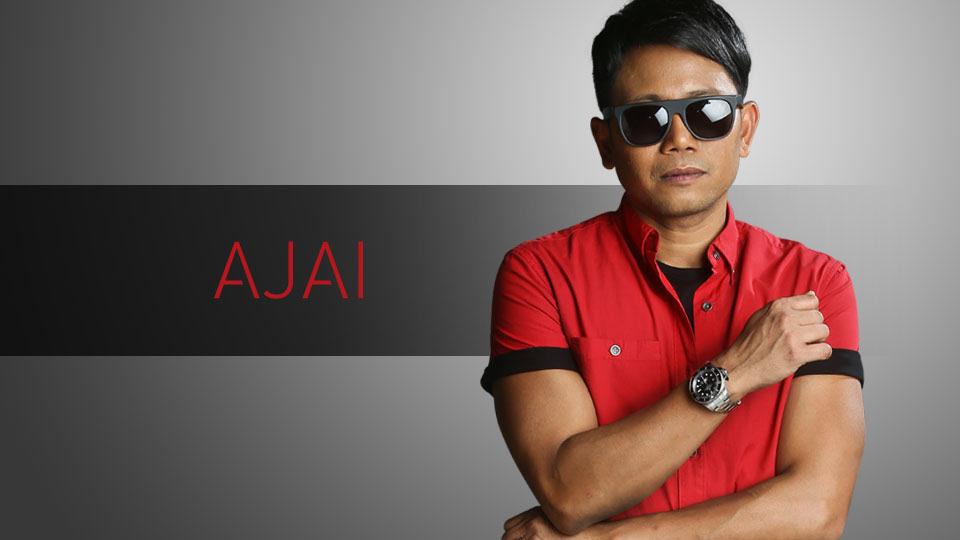 Biodata Ajai (Biografi Ringkas Mohd Faizal Maas)