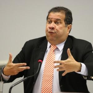 O ministro do Trabalho, Carlos Lupi, participa de audiência da Comissão de Fiscalização Financeira e Controle na Câmara, no último dia 10, para prestar esclarecimentos sobre suspeitas na pasta