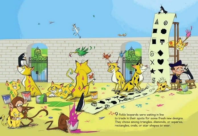 1 Zany Zoo by Lori Degman: Book Cover