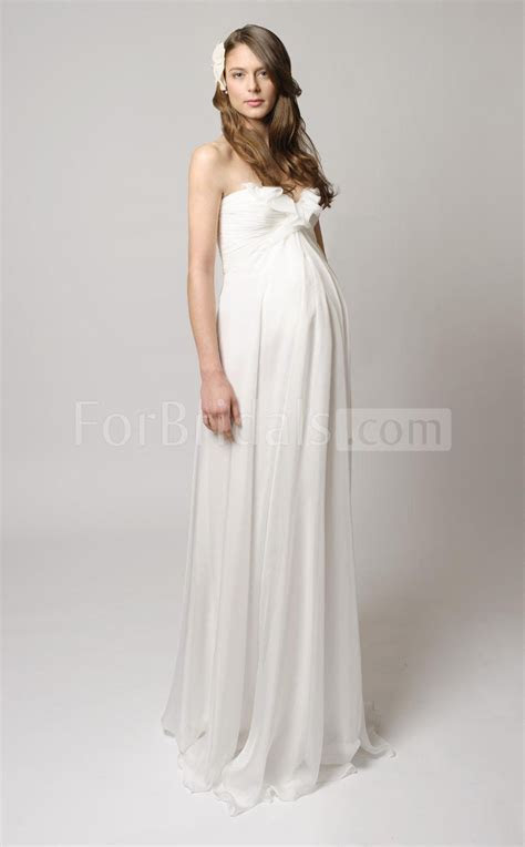 Maternity Wedding Gowns   Pregnancy, Baby Bump Dresses