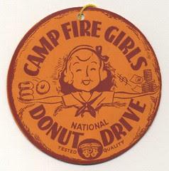 Camp Fire Girls Donut Drive
