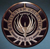 The Seal of the Battlestar Galactica