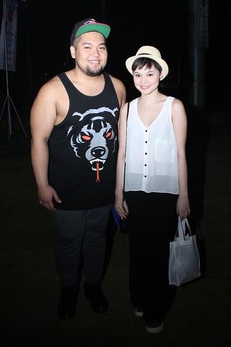 DJ Euric & Caroline Ruegg