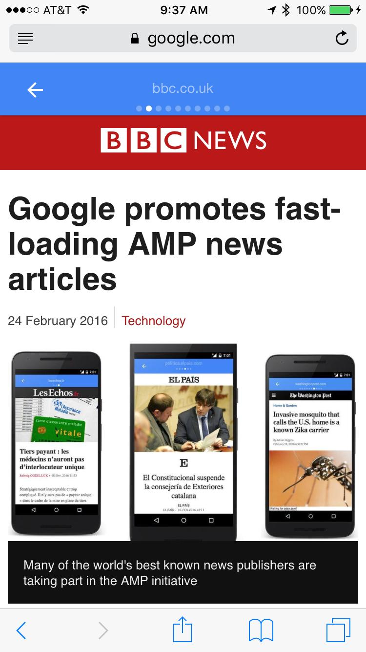 google-amp-swipe