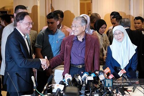 Tun berilah peluang Anwar PM kerajaan PH 2.0