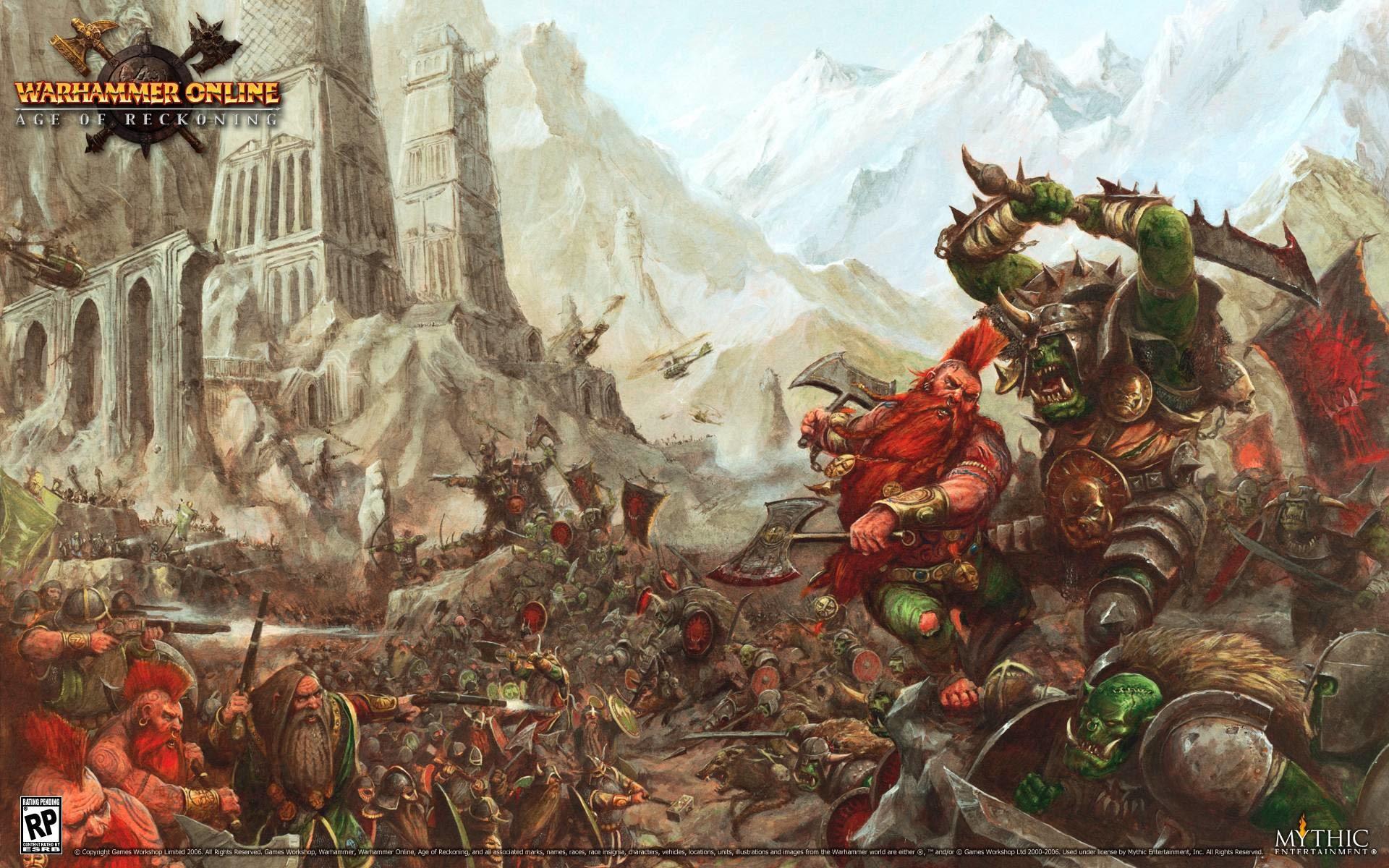 Warhammer Wallpaper 75 Images