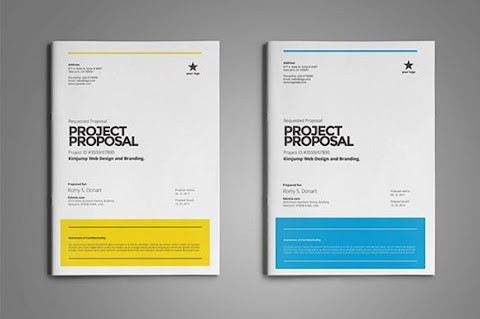 21+ Proposal Template Design Free Download