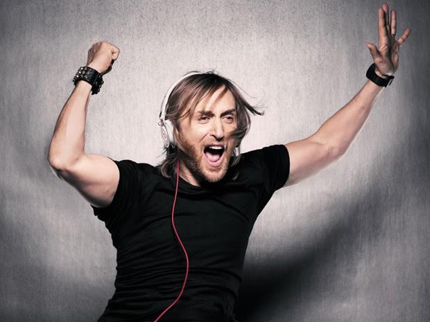 O DJ francês David Guetta (Foto: Divulgação)