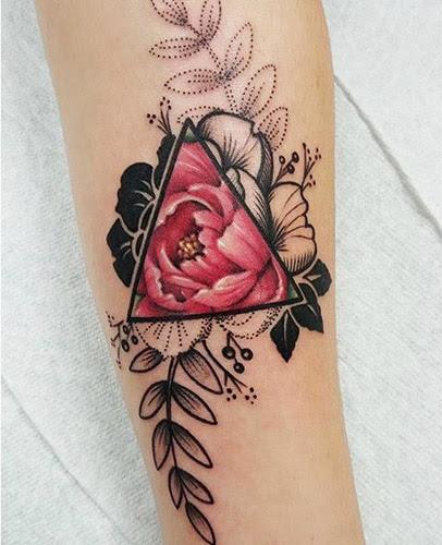 65 Tatuajes Hipster Muy Originales Y Sus Significados Tatuajes