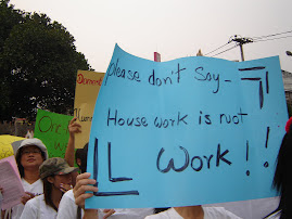 Recognise Domestic Work