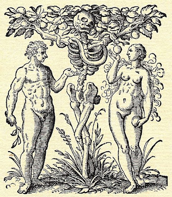 Adam and Eve Anatomy - Rueff