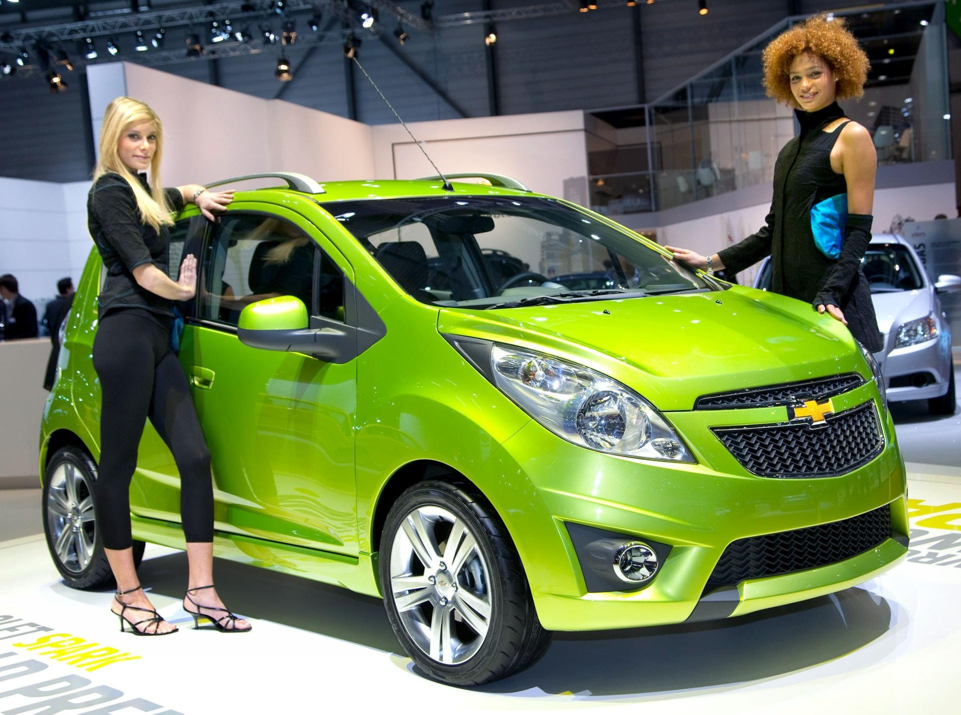 Berger Chevrolet | Chevy 'Sparks' Interest with New Chevrolet Spark