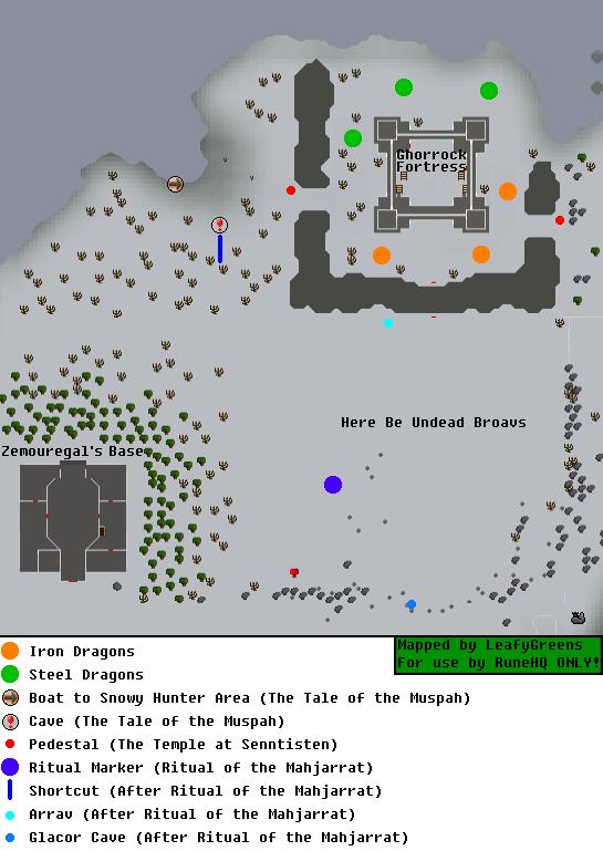 Ghorrock Runescape Guide Runehq