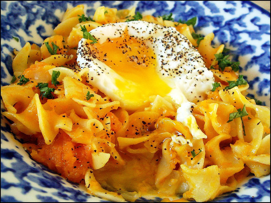 Butternut Squash Mac & Cheese for Dinner and Breakfast