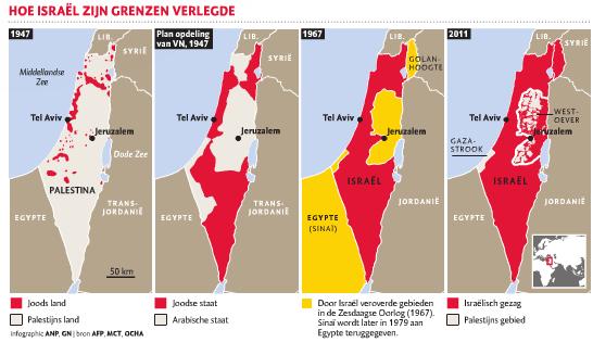 Gelderlander14-8-2013_HoeIsraelgrenzenverlegde