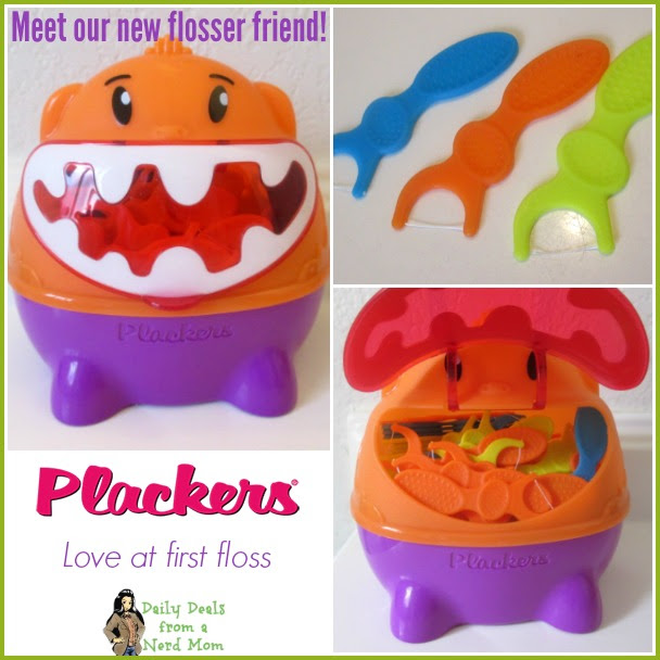 Kids Love Flossing with Flosser Friend!