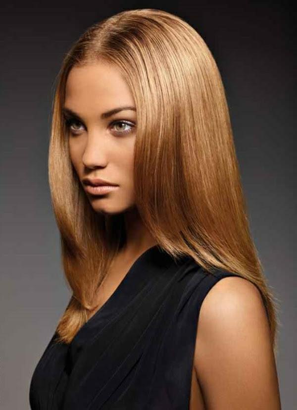 Dunkelbraune Haare Caramel Braun Farben