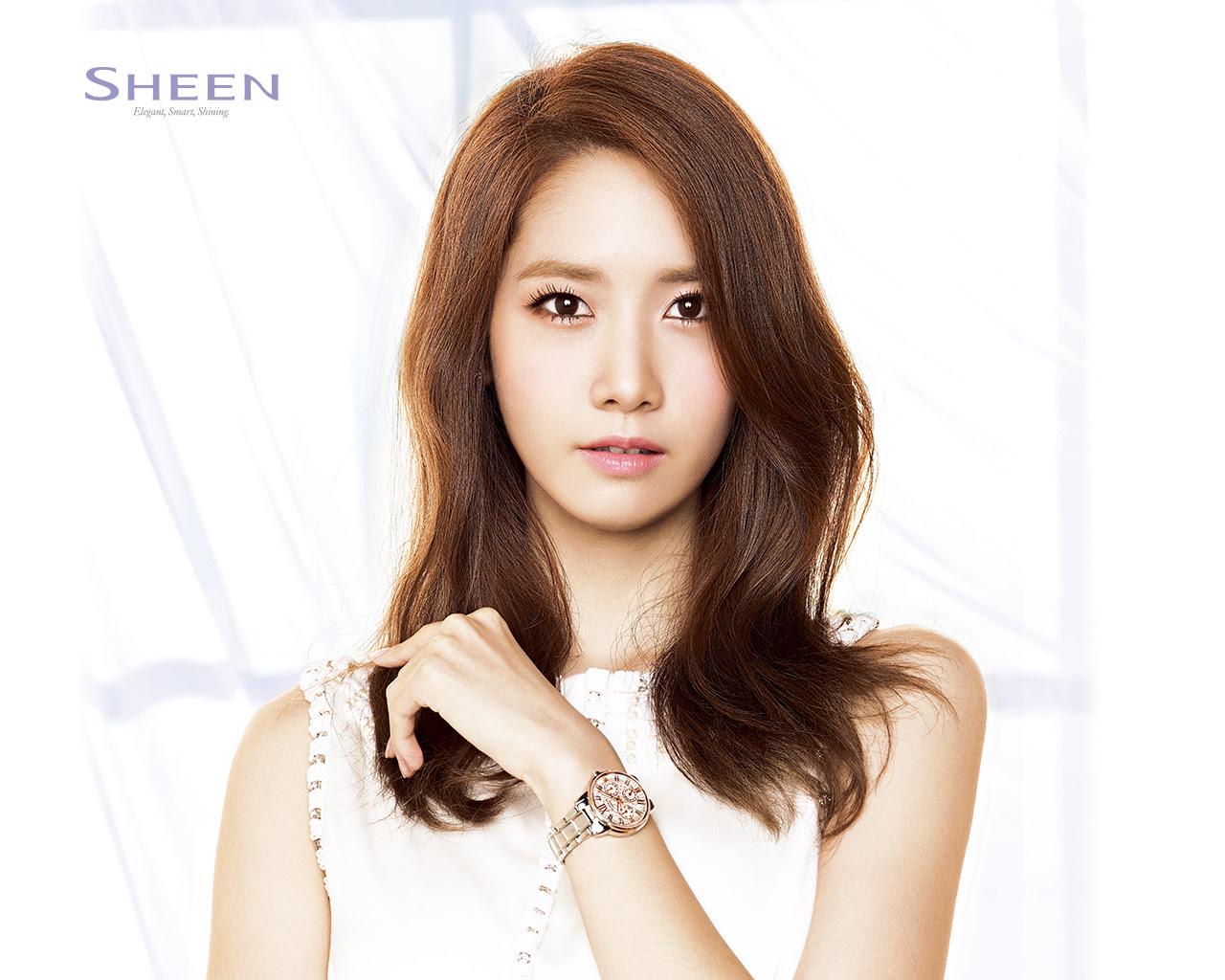 Yoona @ Casio SHEEN - Girls Generation/SNSD Wallpaper ...