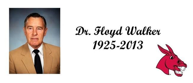 Dr. Floyd Walker