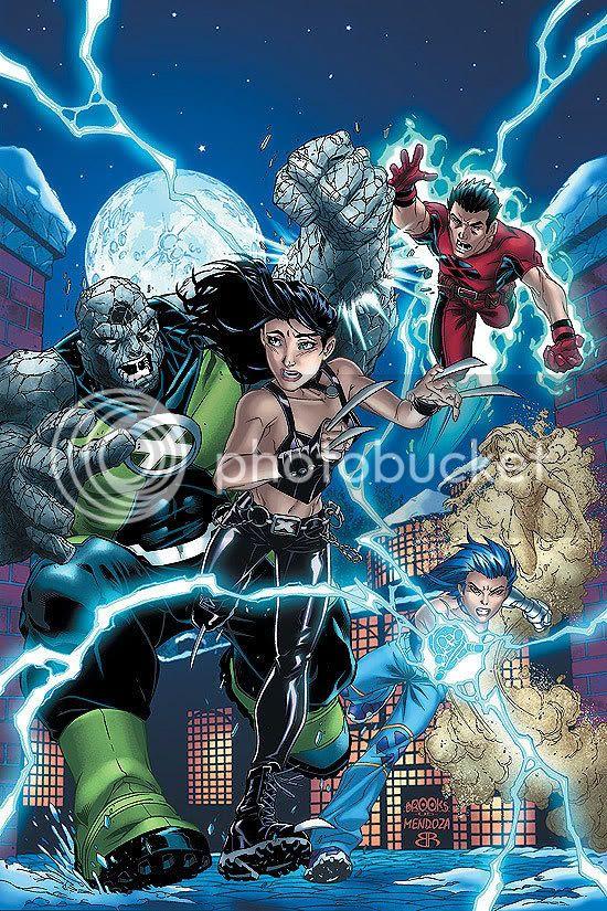 New X-Men 23