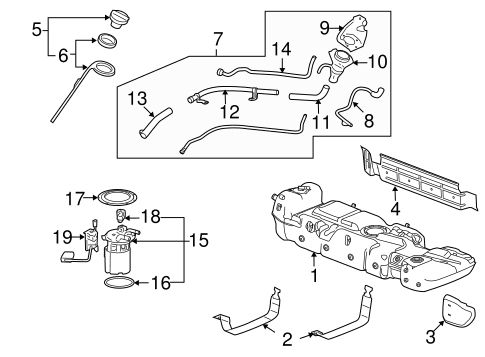 Chevy Tbi Fuel Line Diagram Chevy Diagram
