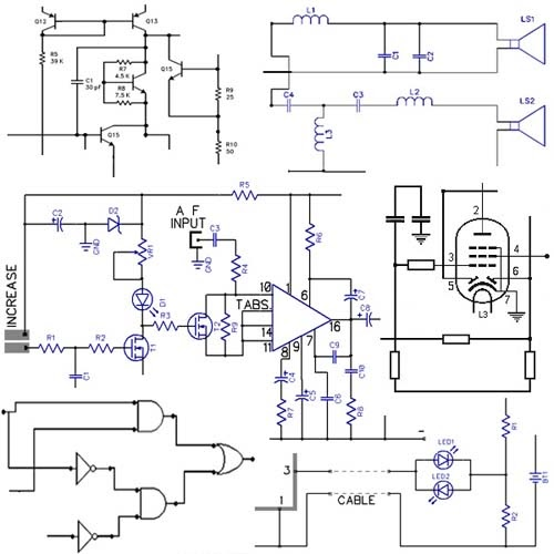 hobby electronics circuits  electronic circuits diagrams