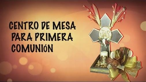 Manualidades de vero lopez google - Manualidades para primera comunion ...