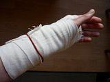 Awesome wrist brace