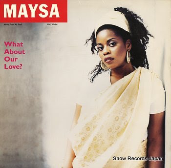 MAYSA what about our love