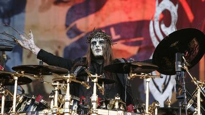 Joey JORDISON: Умер Джои Джордисон - барабанщик Slipknot. Ему было 46 лет