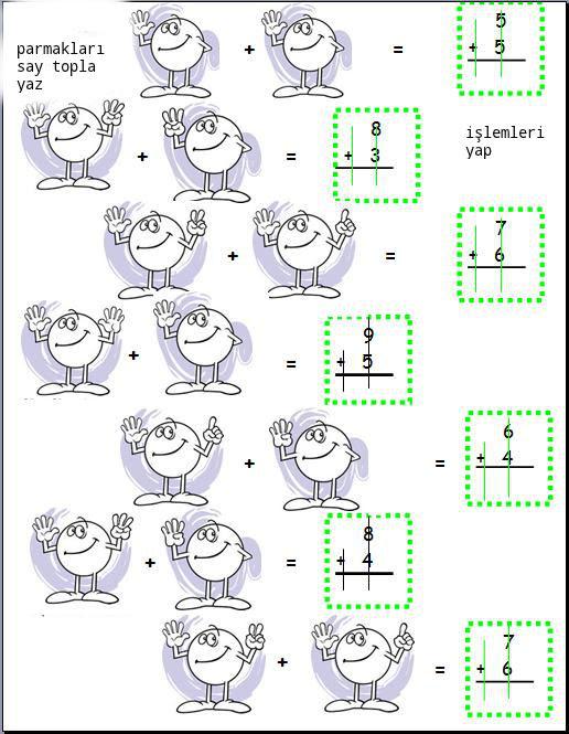 Okul öncesi Eğitim Için Part 20