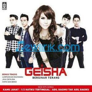 Lirik  Geisha - Akulah Pelangimu