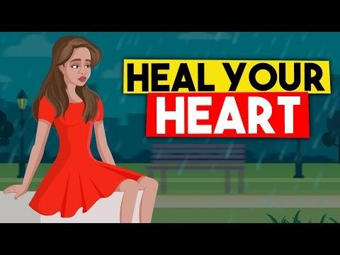 12 Ways OF Healing Broken Heart