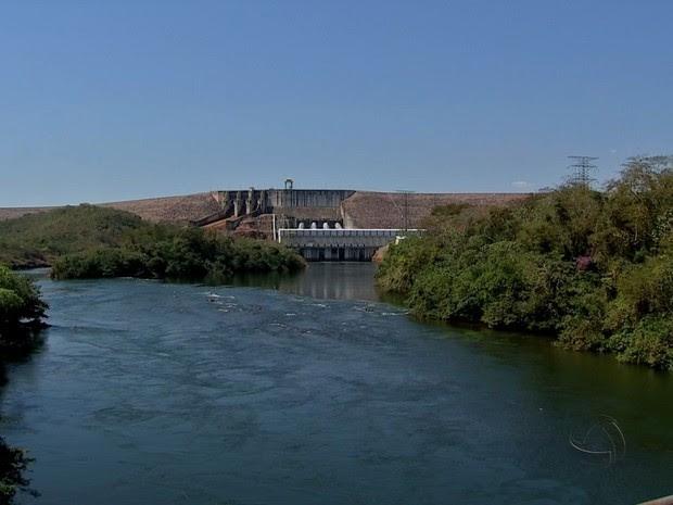 Usina de Manso foi construída em 2000 (Foto: Reprodução/ TVCA)