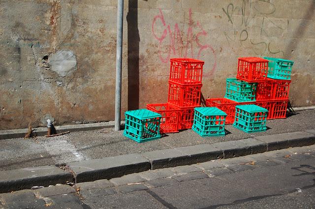 Side By Side Week 126 - Backstreet Crates