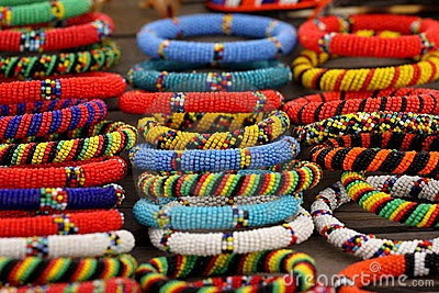 masai bracelet, you can find them at Pikolinos' stores