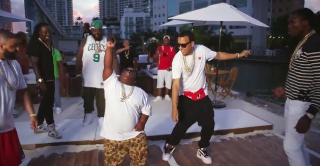 New Video Dj Khaled Ft Meek Mill Rick Ross French Montana Jay