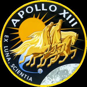 Logo Apollo 13 {{he|הלוגו של אפולו 13}} {{pl|L...