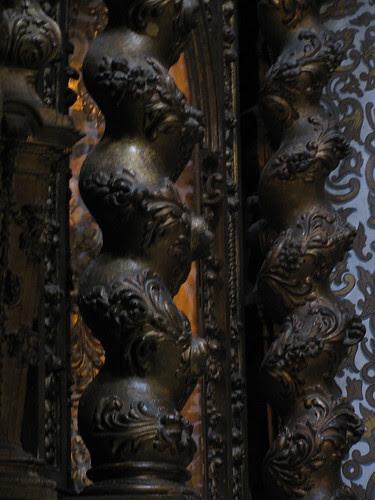 Church Column Detail, Granada